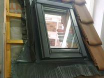 Мансардные окна факро,велюкс