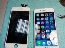 Дисплей iPhone 5s/6/6s/7/8 + Ремонт Xiaomi + Meizu