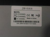 Видеорегистратор 16 кан JSR-H1616