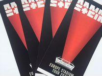 Rammstein (танцпол ) Europe Stadium Tour