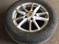 Продажа комплекта колес оригинал porche