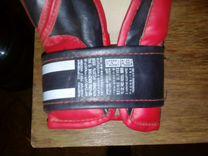 Груша и перчатки