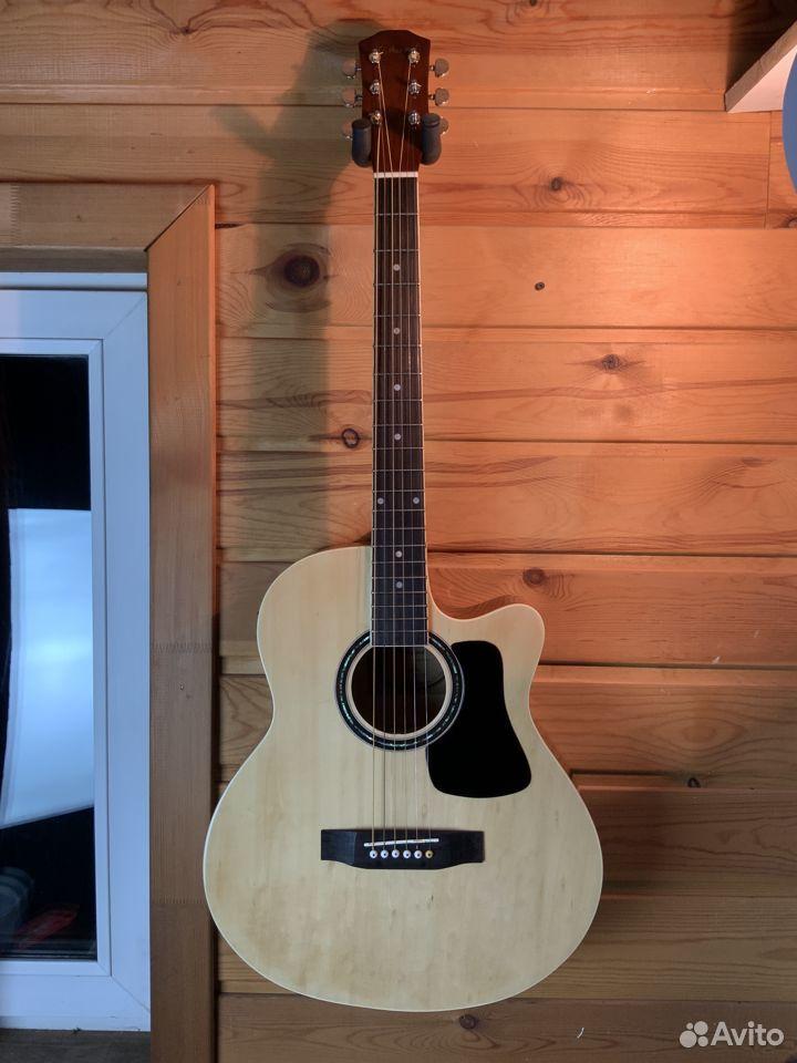 Электроакустическая гитара Chard  89024865089 купить 1