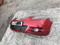 Передний бампер мазда 3 bk седан