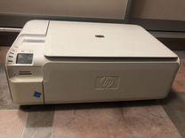 Принтер сканер ксерокс HP C4483 — Бытовая электроника в Обнинске