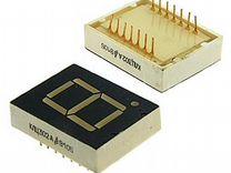 Цифровые индикаторы клц302А