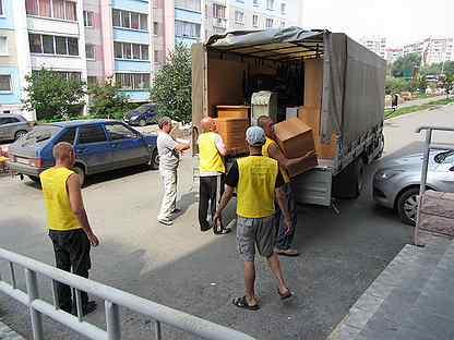 Грузчики — Предложение услуг в Москве