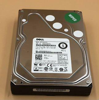 HDD 4TB SAS 6 Gb/s - идеально под Chia (Чиа)