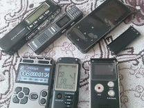 Диктофон новый hi-fi, 8-16 Гб