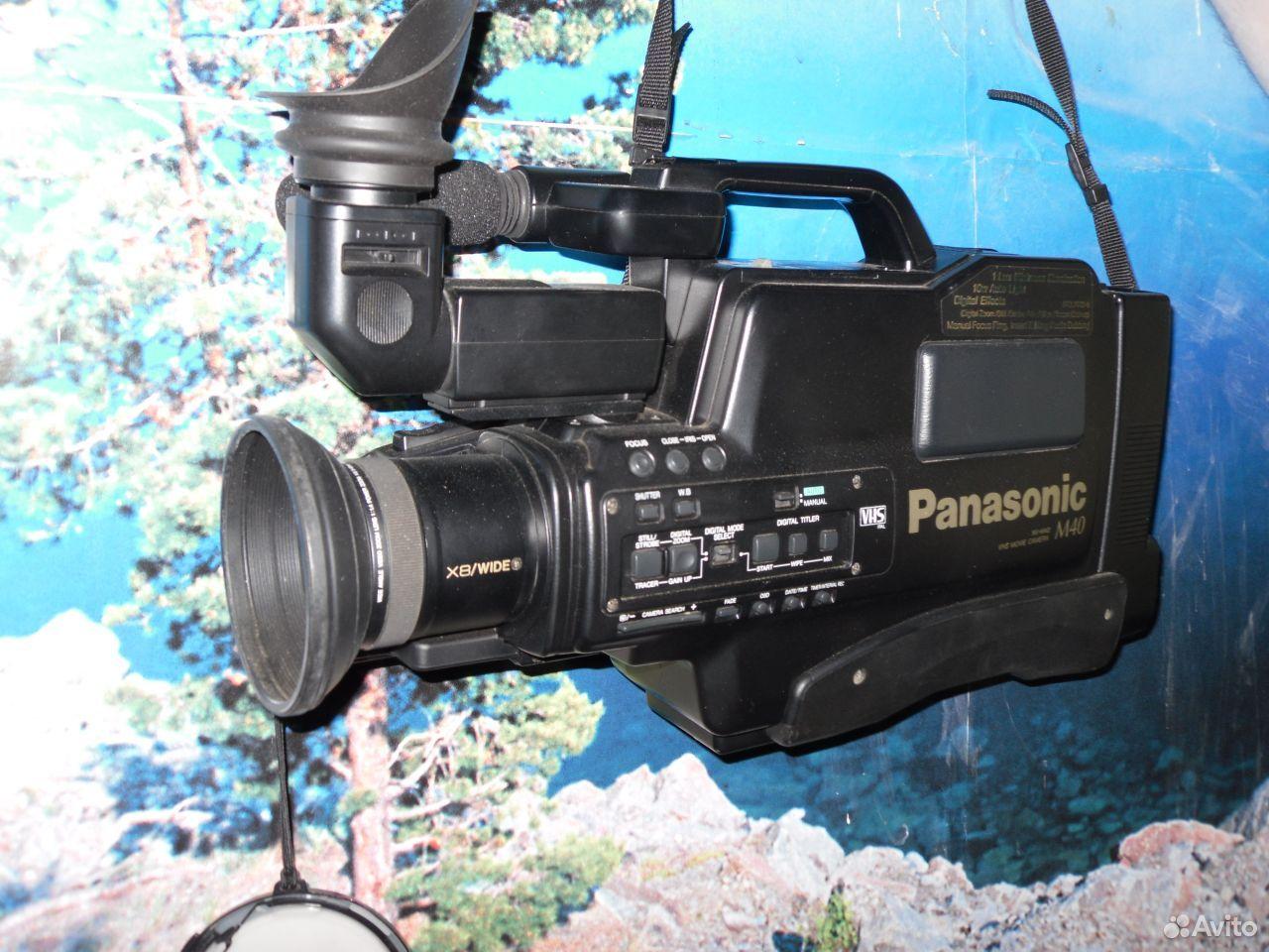 Видеокамера Panasonic NV-M40  89149707914 купить 1