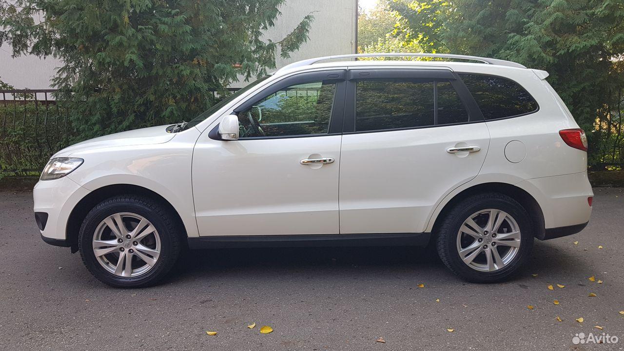 Hyundai Santa Fe, 2010  89097956613 купить 3
