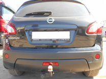 Фаркоп Трейлер для Nissan Qashqai — Запчасти и аксессуары в Перми