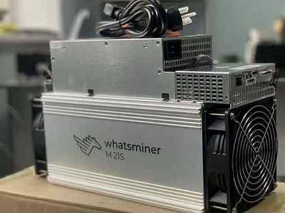 Майнер Asic Miner Whatsminer M21s 50/52/54/58