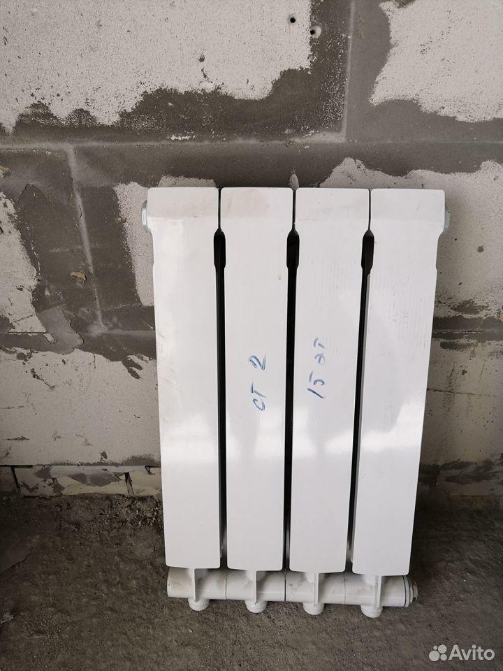 Радиаторы отопления  89296775034 купить 1
