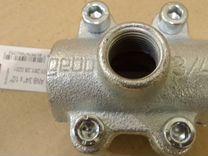 Водоотвод Gebo (Гебо) - врезка без сварки