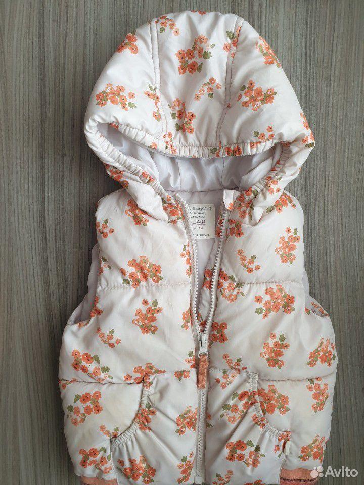 Жилетка для девочки  89997559592 купить 1