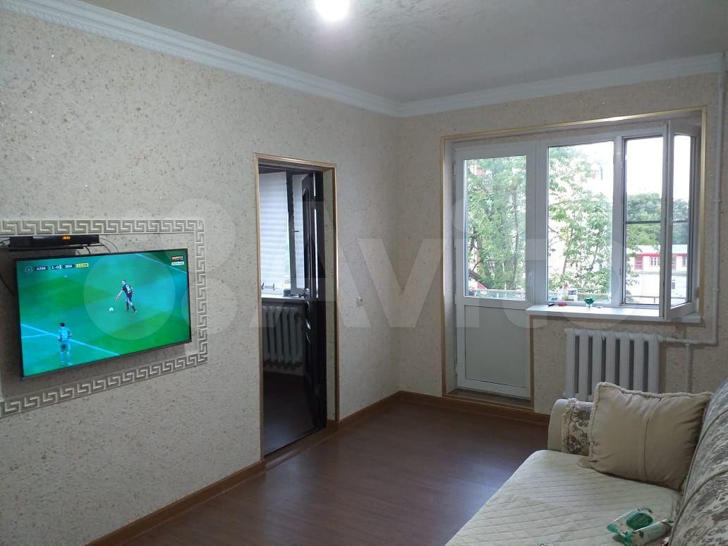 3-к квартира, 57 м², 3/5 эт.  89659542214 купить 1
