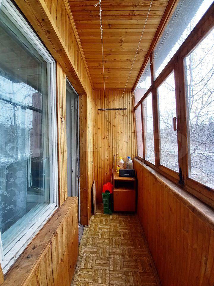 2-к квартира, 52 м², 2/5 эт.