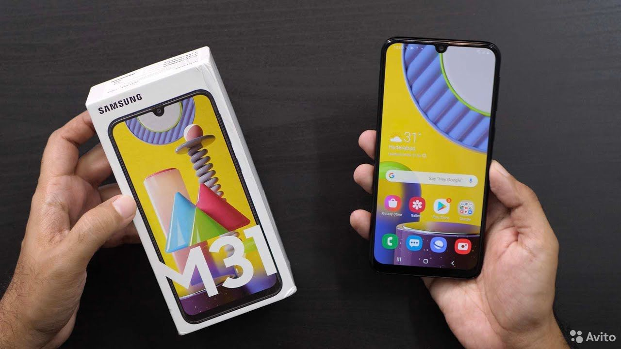 Samsung Galaxy M11/M21/M31/M31s/M51