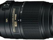 Объектив Nikon Nikkor 55-300mm f/4.5-5.6G ED VR AF