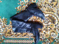 Зима сапоги натуральная кожа, натуральный мех — Одежда, обувь, аксессуары в Челябинске