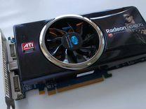ATI Radeon HD 4870 (RV770) 1GB gddr5 256 bit