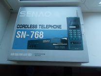 Телефон дальнего радиуса действия Senao SN-768