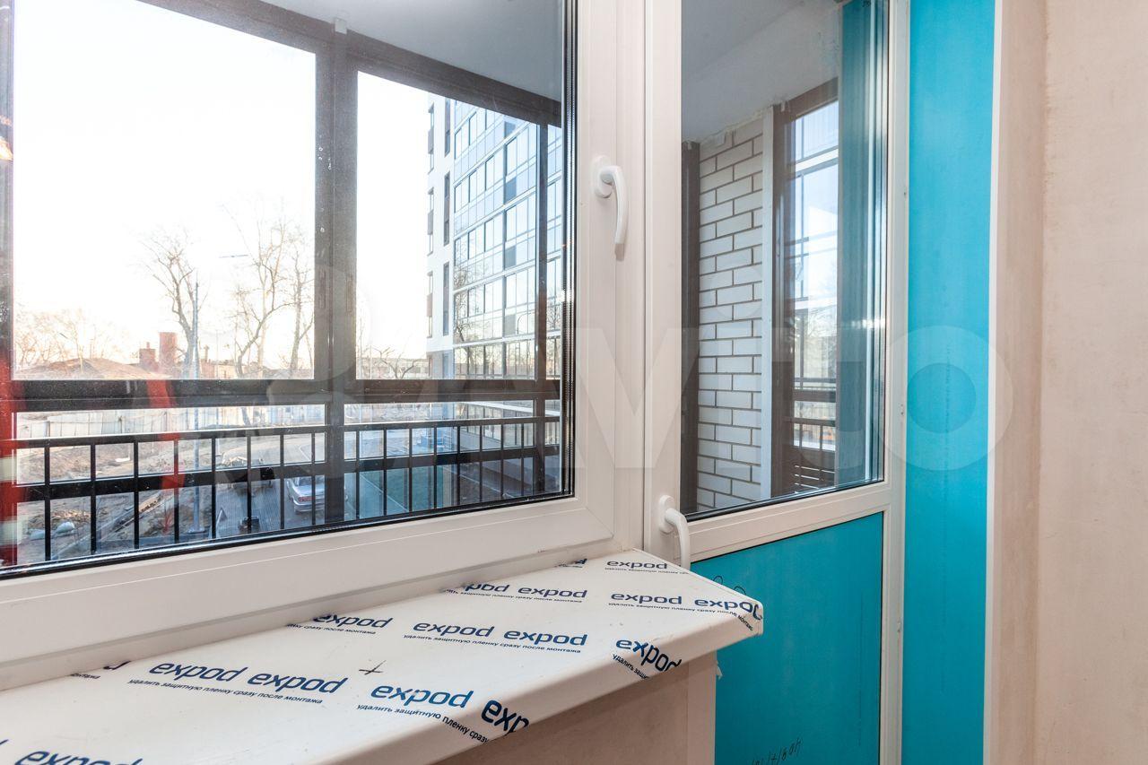 2-к квартира, 45.7 м², 1/10 эт.  89129913985 купить 1