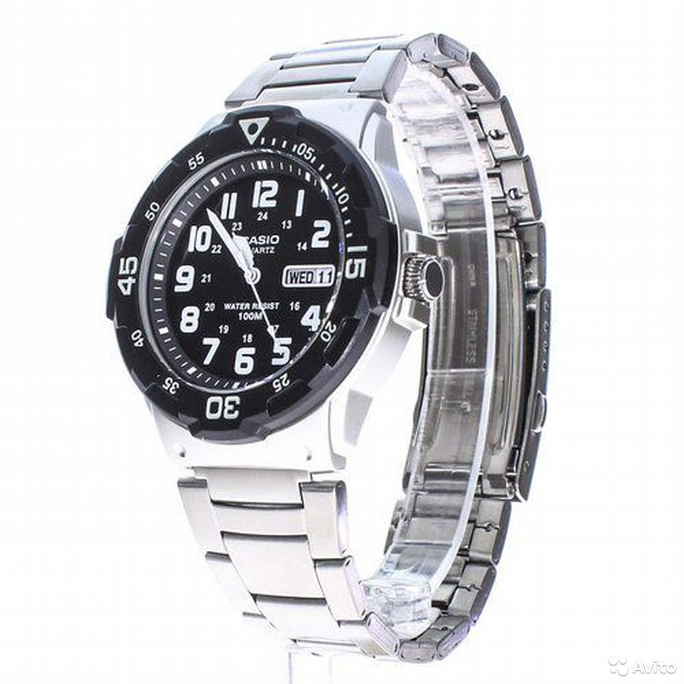 Часы Casio Analog MRW-200HD-1bvef(wr100)  89877190282 купить 4