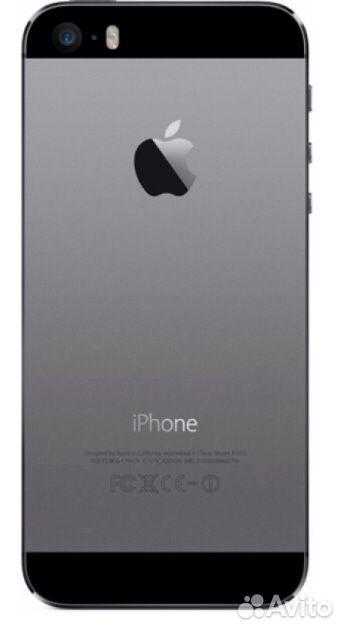 Apple iPhone 5S 16GB  89187375499 купить 2