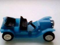 Машинка игрушка СССР