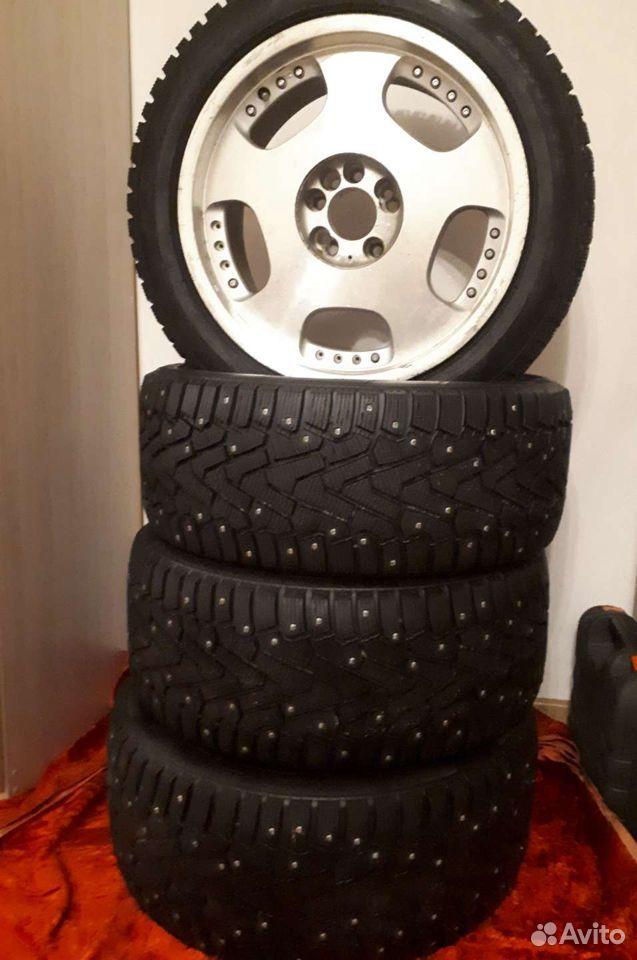 Pirelli Ice Zero 255/45/18  89994524292 купить 6