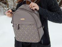 Рюкзак портфель женский