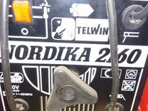 Сварочный аппарат nordika 2160