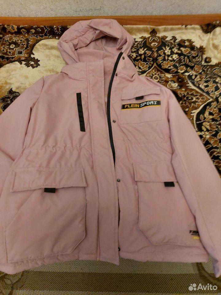 Куртка женская подростковая размер М  89530585158 купить 1
