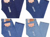 Джинсы levis, 501,505 Оригинал из США Все размеры