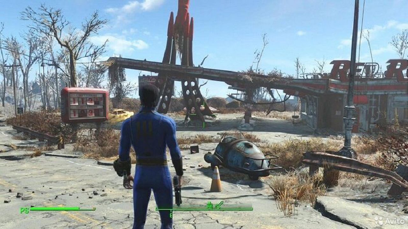 Fallout 4  89991272433 купить 4