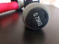 Гантели для фитнеса 2Х0.75