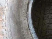 185 65 r15 Kumho 4шт Зимние шипованные шины