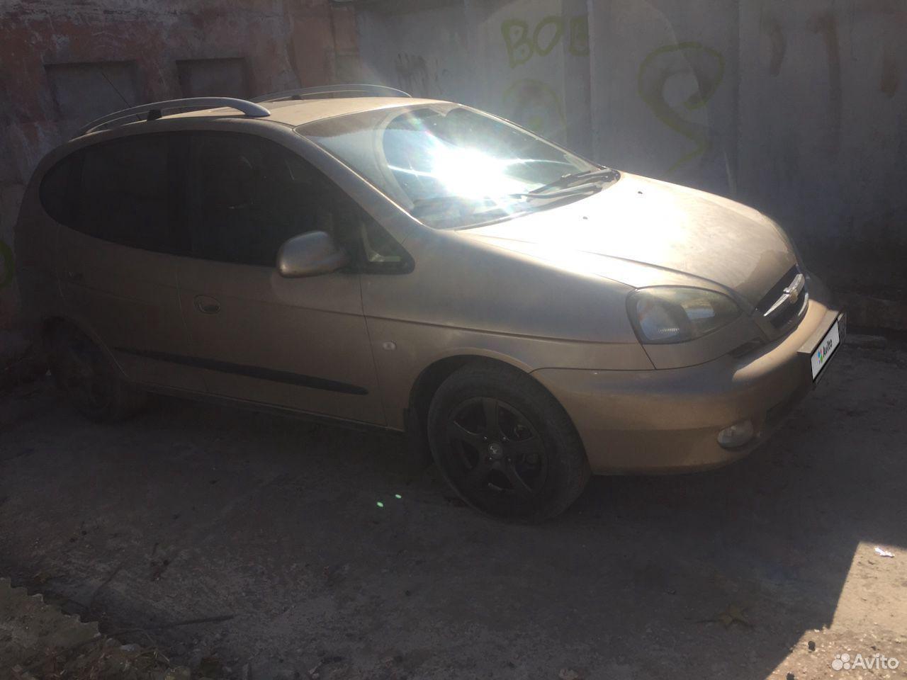 Chevrolet Rezzo, 2006  89184502898 купить 2