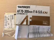 Tamron AF70-300 f/4-5,6 di ld macro 1:2