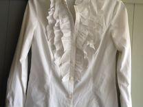Две белые блузки (топ) немецкой ф-мы в отлич сост