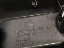 Центральная консоль обтекателя воздухоотвода