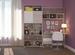 Шкаф угловой стеллаж Мебель для подростков