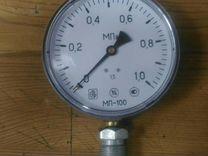 """Манометр мп-100 0-1,6мпа G1/2"""""""