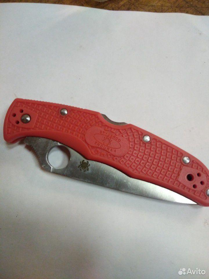 Нож Spyderco Endura  89506312966 купить 1
