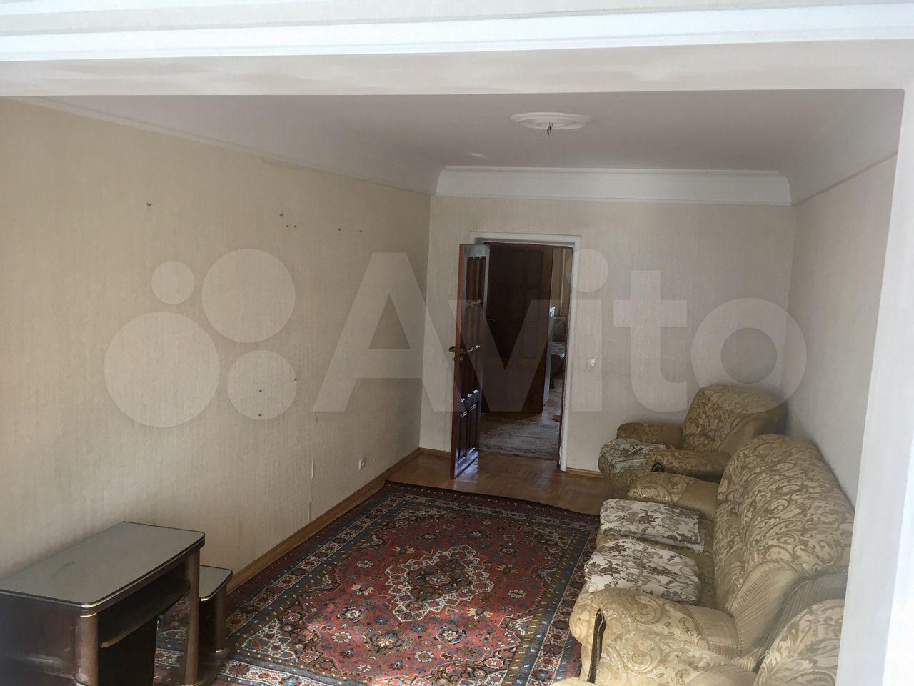 3-room apartment, 85 m2, 4/10 FL.  89389001570 buy 7