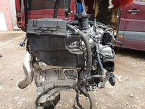 Двигатель 642.826 Mercedes W166 GLE GLS 2018 г