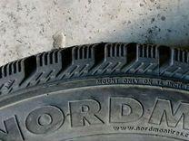 Комплект Nokian nordman R13 175/70 ш — Запчасти и аксессуары в Омске
