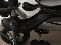 Велосипед коляска новый
